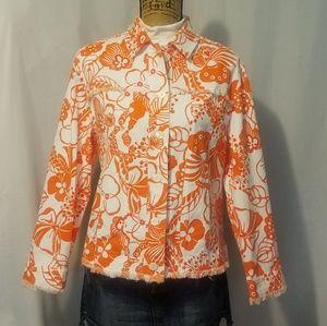 iOS floral jackets.